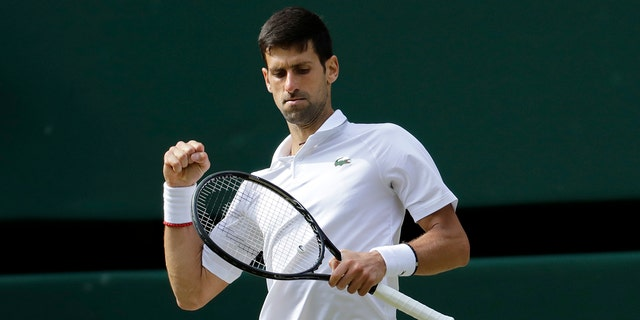 Novak Djokovic Beats Roger Federer in Fifth-Set Tiebreaker to Win Wimbledon