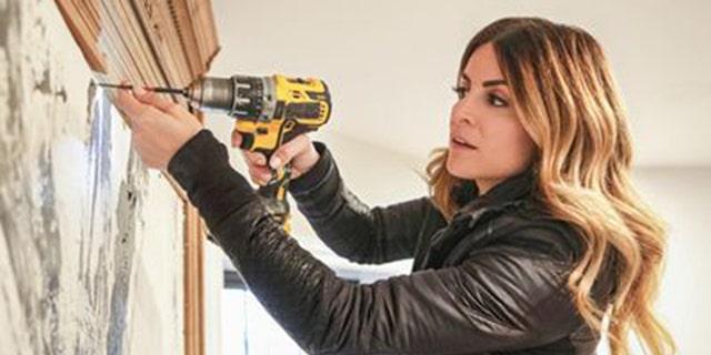 Alison Gramenos stars in HGTV's