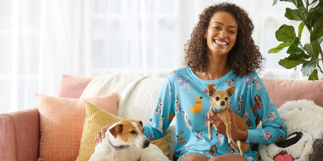 The pawesome collection includes a range of merchandise for both humans and pups.