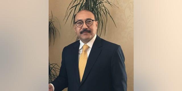 Harsh Vardan Shringla, India's Ambassador to Washington