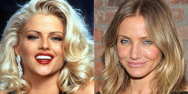 """Anna Nicole Smith almost got the lead role in the movie """"The Mask"""" over Cameron Diaz."""