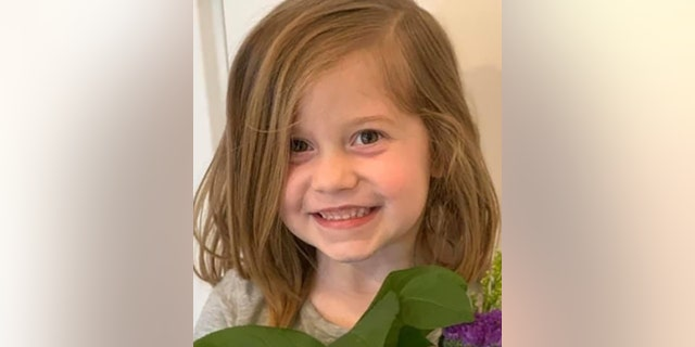 Aria Smith, 6, died Monday after her father accidentally hit her with a golf ball, investigators said.