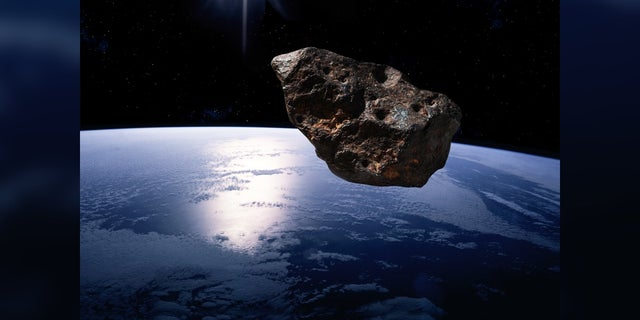 Large asteroid will zip by Earth next month