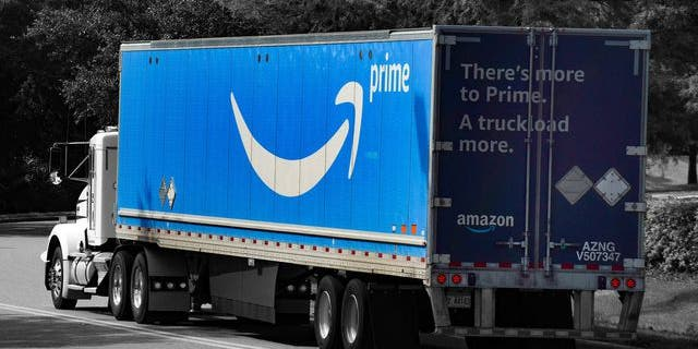Amazon's dominance in both online cloud computing and online retail is being targeted by a new bill from Sen. Josh Hawley, R-Mo.