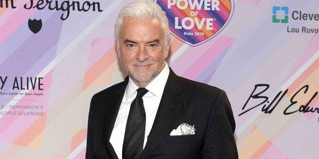 John-O'Hurley spoke out against the doxxing calls from Debra Messing and Eric McCormack.