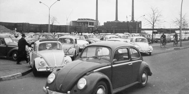 The Beetle was initial built in Wolfsburg, Germany, though a automobile was made in some-more than a dozen locations around a universe over a years before prolongation was sum in Puebla, Mexico.