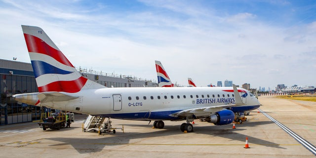 British Airways suspended flights to the Egyptian capital of Cairo for one week over unspecified security concerns.