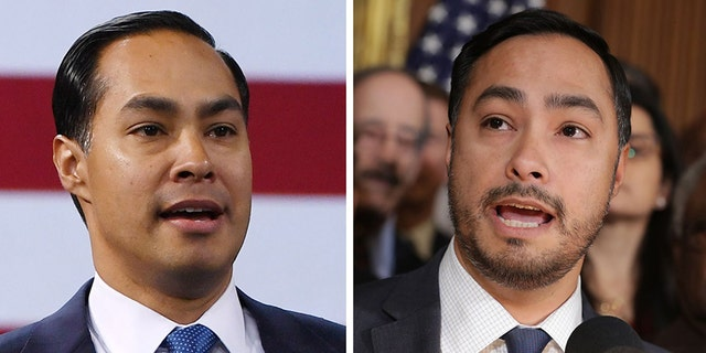 Westlake Legal Group castro-brothers Texas Rep. Joaquin Castro grows beard so he's not confused with twin brother, 2020 Dem Julián Castro Nicole Darrah fox-news/us/us-regions/southwest/texas fox-news/politics/elections/house-of-representatives fox-news/politics/elections fox-news/politics/2020-presidential-election fox-news/politics fox news fnc/politics fnc article 371ad91a-0a9f-5c73-b154-b0ab91d2728b