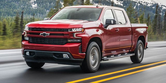 The 2020 Chevrolet Silverado diesel is the most fuel ...