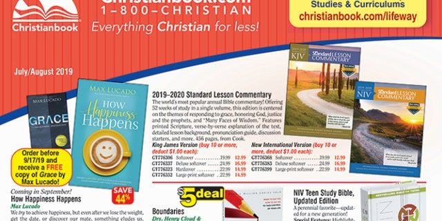 """Christianbook, which formerly went by CBD, short for Christian Book Distributors, says it had to change its name due to """"brand confusion"""" with the cannabis craze."""