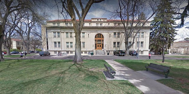 Colorado State University in Fort Collins. (Google)