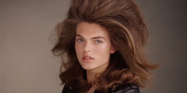 Damian Hurley, son of British indication Elizabeth Hurley stars in new beauty debate for Pat McGrath.