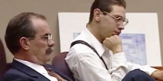 A immature Daniel Villegas in court. — ID