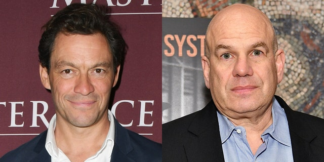 Dominic West and David Simon of 'The Wire' criticized President Trump for his comments on Baltimore, Md.