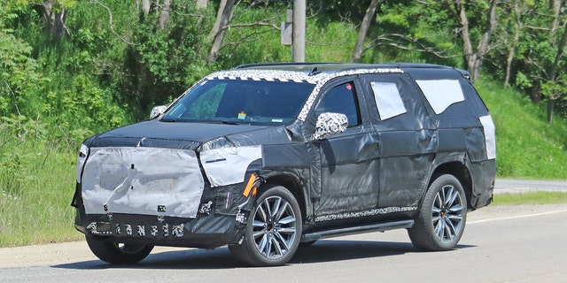 The next-generation Escalade is currently being tested and scheduled to go on sale in 2021.