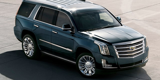 The 2019 Escalade is the best-selling full-size luxury SUV.