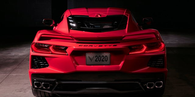 The 2020 Chevrolet Corvette Stingray Has A Feature That