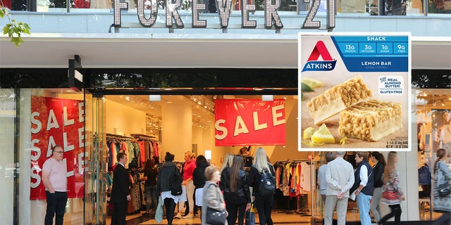 """""""From time to time, Forever 21 surprises our customers with free test products from third parties in their e-commerce orders,"""" a rep for the store told USA Today. """"The freebie items in question were included in all online orders, across all sizes and categories, for a limited time and have since been removed."""""""