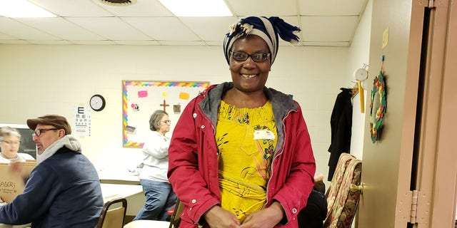 A Kentucky woman who spoke Swahili was helped by Kendall Optometry Ministry, Inc.