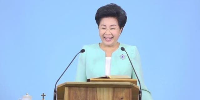 S Korean doomsday cult leader Shin jailed for six years