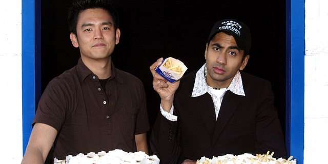 "The ""Harold and Kumar"" film series, starring John Cho and Kal Penn, kicked off with ""Harold and Kumar Go to White Castle,"" and spawned two sequels in which they would ""Escape From Guantanamo Bay"" and save Christmas."
