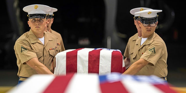 Westlake Legal Group hawaii-remains Remains of more than 20 American service members killed in bloody WWII battle return home Greg Norman fox-news/us/military/military-families fox-news/us/military fox-news/topic/world-war-two fox news fnc/us fnc article 4157ee68-d8c5-5c54-942f-15802516574f