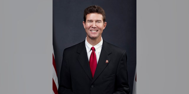 """John Merrill, Alabama's secretary of state who is vying for the Republican nomination for U.S. Senate, blamed """"homosexual activities"""" and """"wife swap shows"""" for America's cultural decline."""