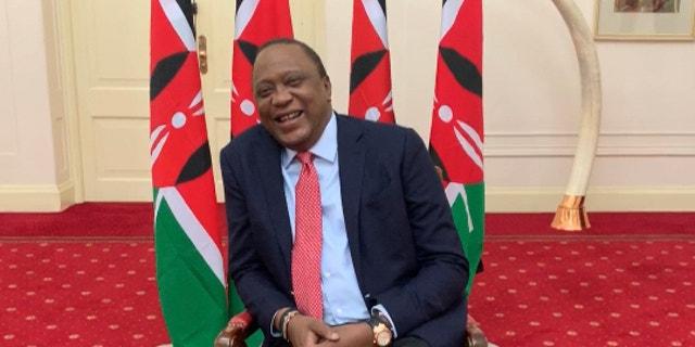 President Kenyatta in an exclusive Fox News interview