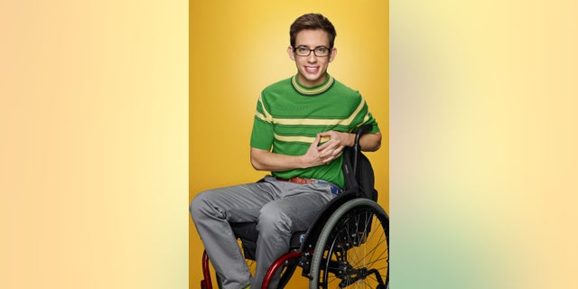 Westlake Legal Group kevin-mchale-glee-artie-getty-fox 'Glee' star Kevin McHale to compete on 'Celebrity X Factor': report The Sun fox-news/entertainment/tv fox-news/entertainment/genres/reality fox-news/entertainment/celebrity-news fox-news/entertainment fnc/entertainment fnc article 1de3734b-e67a-5e53-af0f-cf784b486ca6