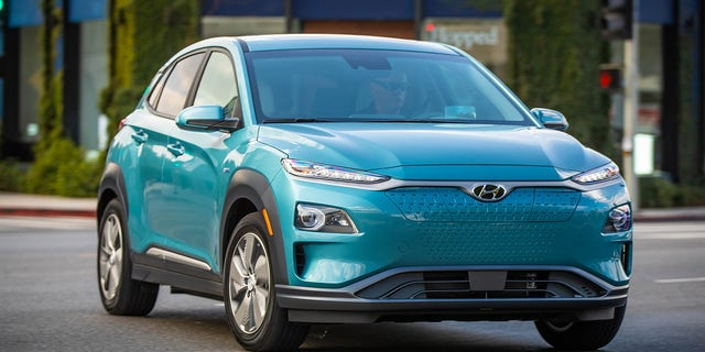 The U.S. spec Kona Electric has a range of 258 miles per charge.