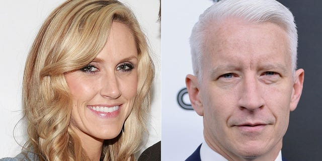 Lara Trump took issue with some remarks that CNN's Anderson Cooper made Friday, according to a report.