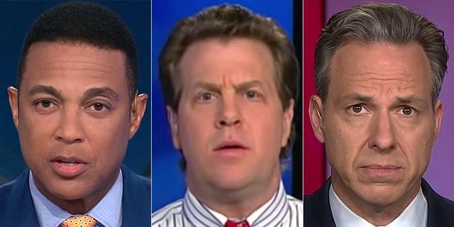 Westlake Legal Group lemon-wemple-tapper-CNN-FOX CNN 'making things easier' for Democrats with odd debate guidelines, Washington Post media critic says fox-news/entertainment/media fox news fnc/entertainment fnc fd13f33c-779a-5667-b4ac-fd0e4188729f Brian Flood article