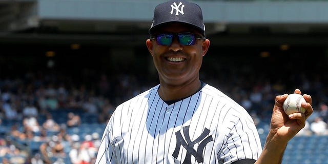 The Daily Beast published a column attacking Yankees legend Mariano Rivera on Sunday. (Jim McIsaac/Getty Images)