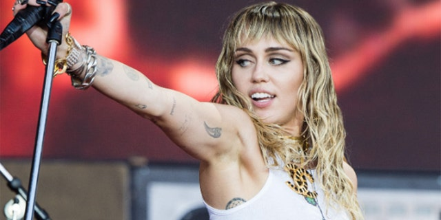 Miley Cyrus released a new track just days after announcing split from her husband of eight months, Liam Hemsworth.