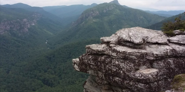 Austin Howell died after falling 80 feet from Shortoff Mountain North Carolina, officials said.