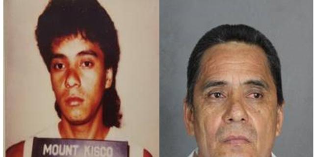 Mugshots for Nelson Gustavo Caceras