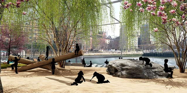 Manhattan's first public beach is reportedly coming to the Meatpacking District.