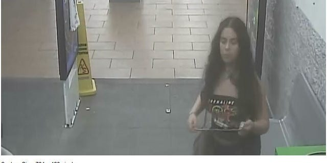 Pennsylvania woman wanted for urinating on potatoes at Walmart