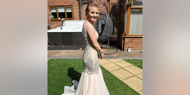Emilee, who suffered from anxiety following previous incidences of bullying, needed to be convinced by her parents to attend prom.