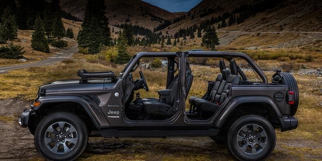 2019 Jeep Wrangler Sahara test drive: The all-around ...
