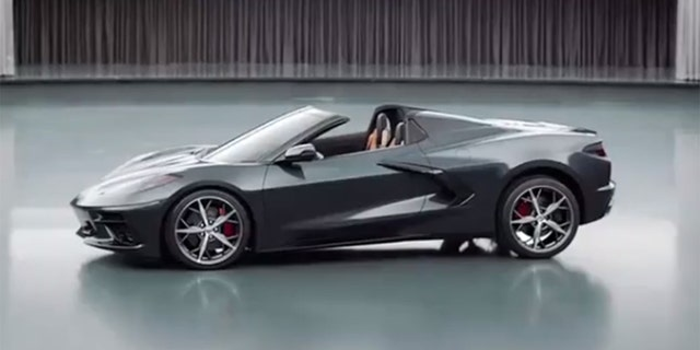 Surprise 2020 Chevrolet Corvette Stingray Convertible Teased