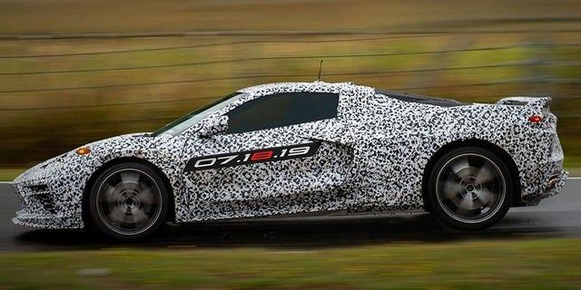 Westlake Legal Group vette-2 Chevrolet confirms Stingray name for all-new mid-engine Corvette Gary Gastelu fox-news/auto/make/chevrolet fox-news/auto/attributes/performance fox news fnc/auto fnc article 5f88b0de-8f14-5d1f-b146-0d5343c71fd2