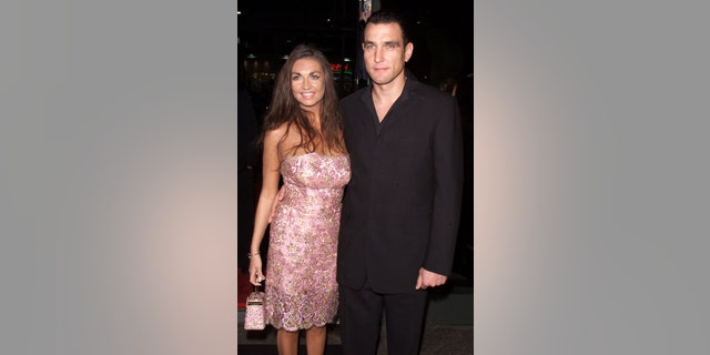 Vinnie Jones and his wife Tanya at the premiere of ''Snatch'' at the Directors Guild, Los Angeles, Calif. in 2001.