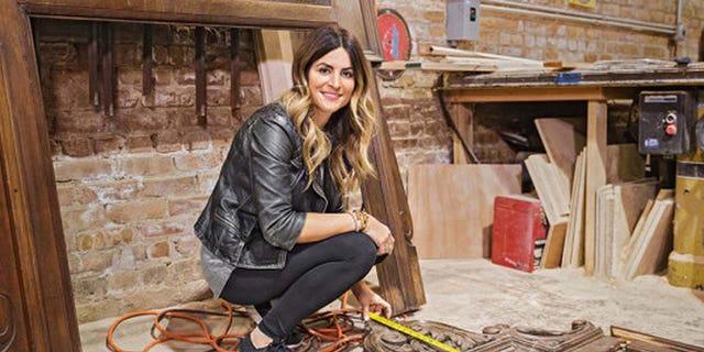 Alison Gramenos from HGTV's