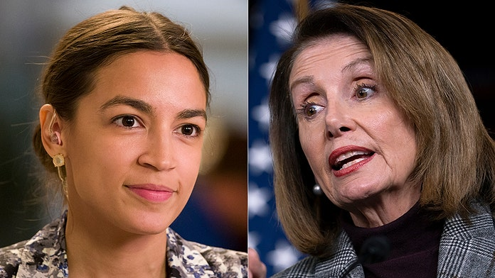 House Democrats take aim at AOC's chief of staff for tweet targeting Native American lawmaker