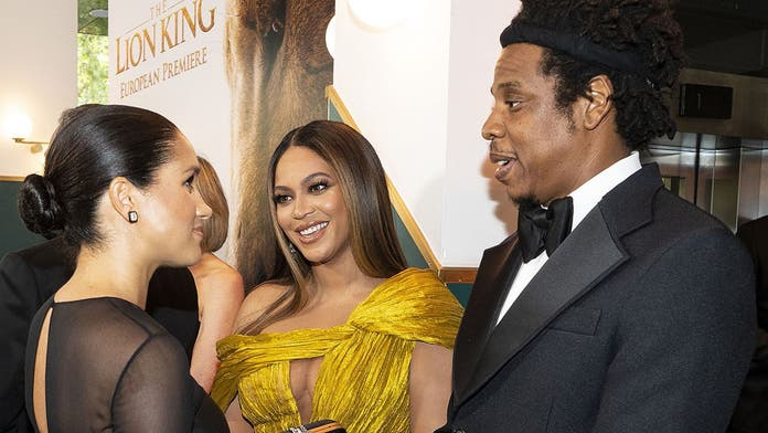 Beyoncé tells Meghan Markle and Prince Harry their son Archie is 'so beautiful'