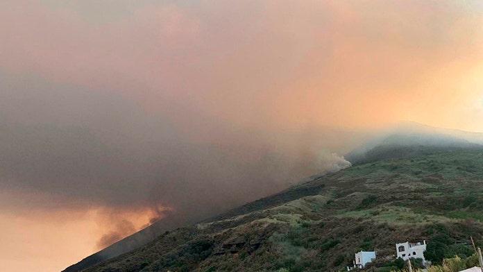 Volcano erupts on Italian island popular with tourists, killing hiker on mountainside