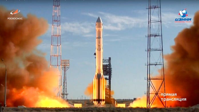 SEE IT: Russia launches major new telescope into space after delays