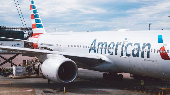Police remove passenger from American Airlines flight after allegedly handcuffing him to wheelchair