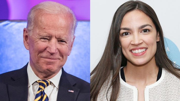 AOC: Segregationist controversy and debate performance raised question Biden could be too old for office